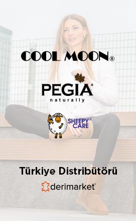 Cool Moon & Pegia Türkiye Distribütörü | Derimarket