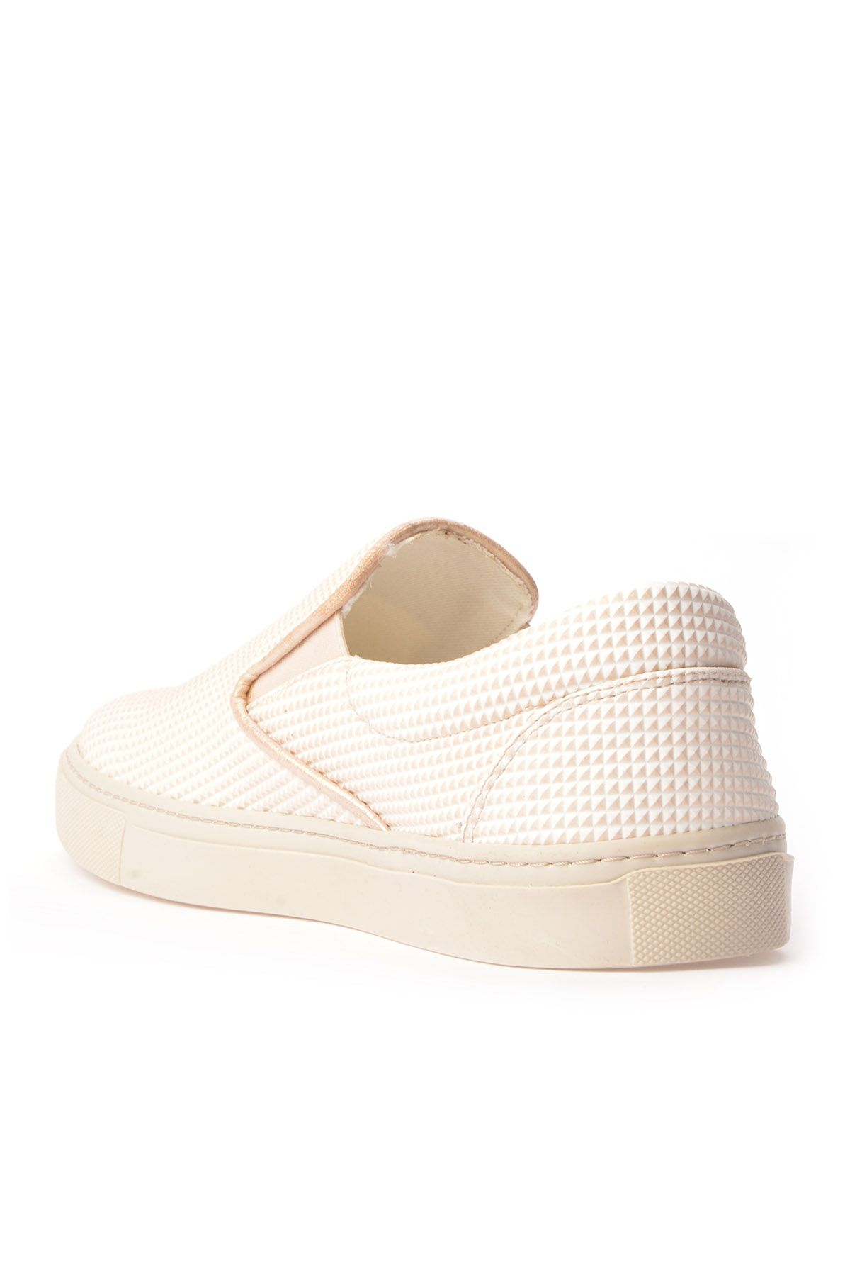 Art Goya Women Sneakers With Pyramid Pattern White
