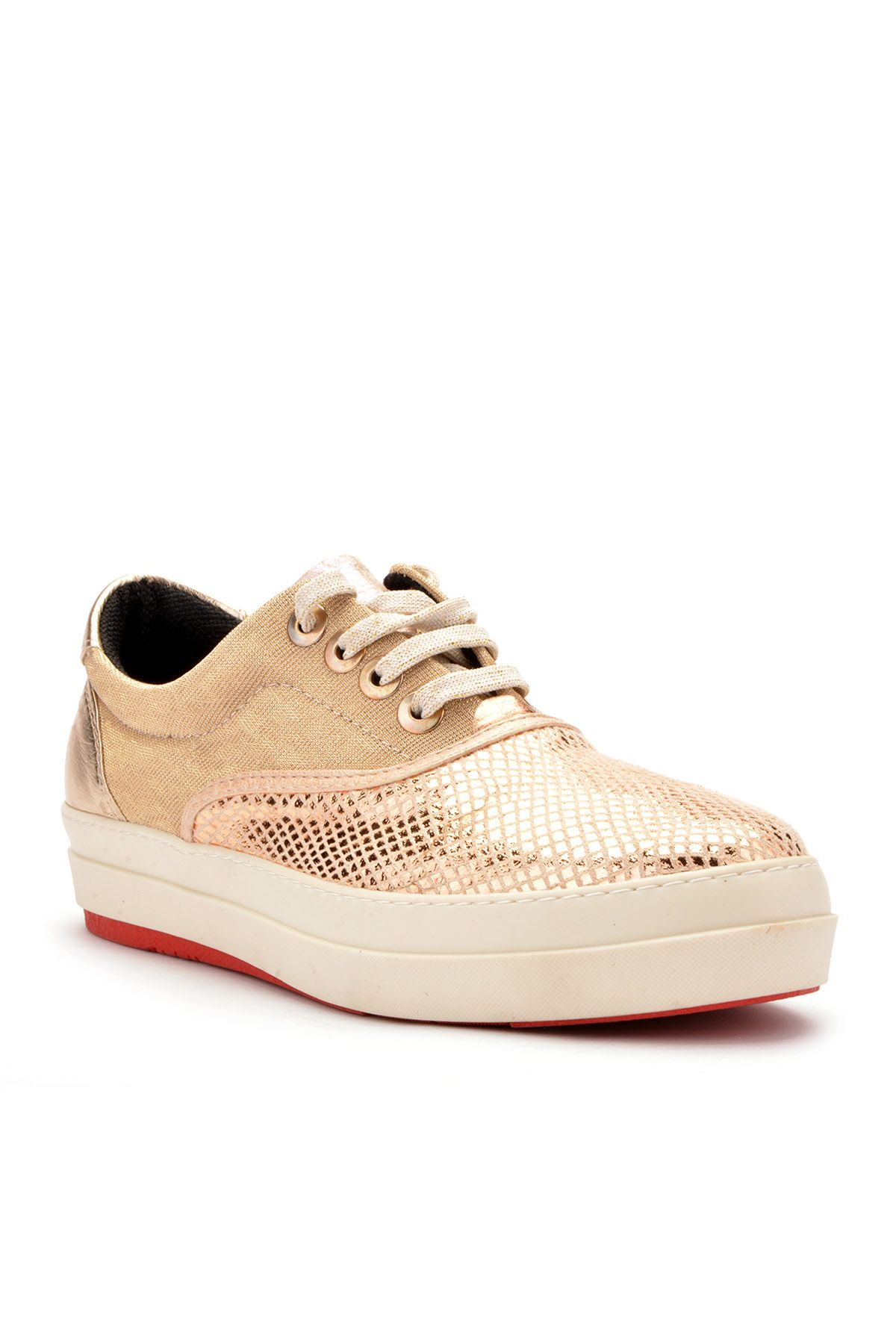Art Goya Casual Women Shoes With Hologramme Beige