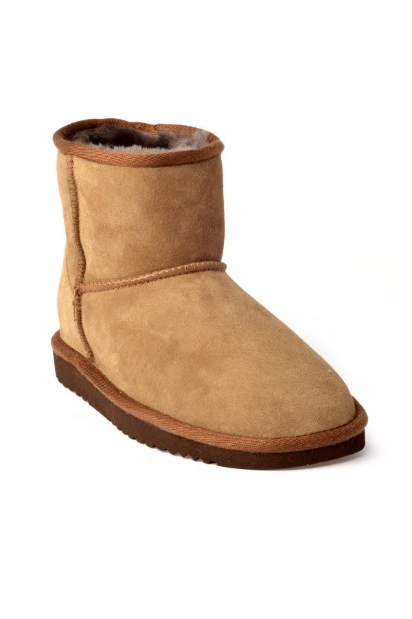 Cool Moon Women Uggs From Genuine Fur Mink