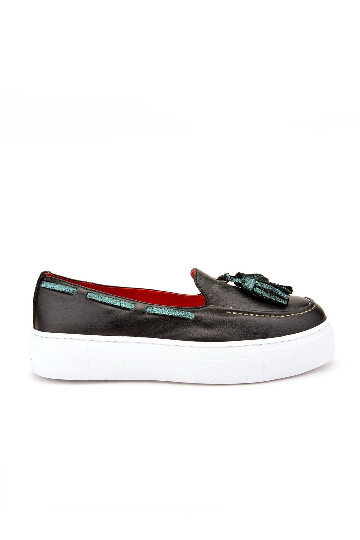 Pegia Pernety Casual Shoes From Genuine Leather Black
