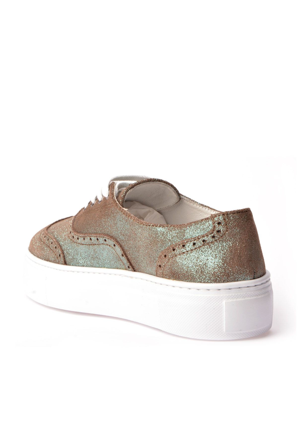 Pegia Chatalet Oxford Shoes From Genuine Leather Mint