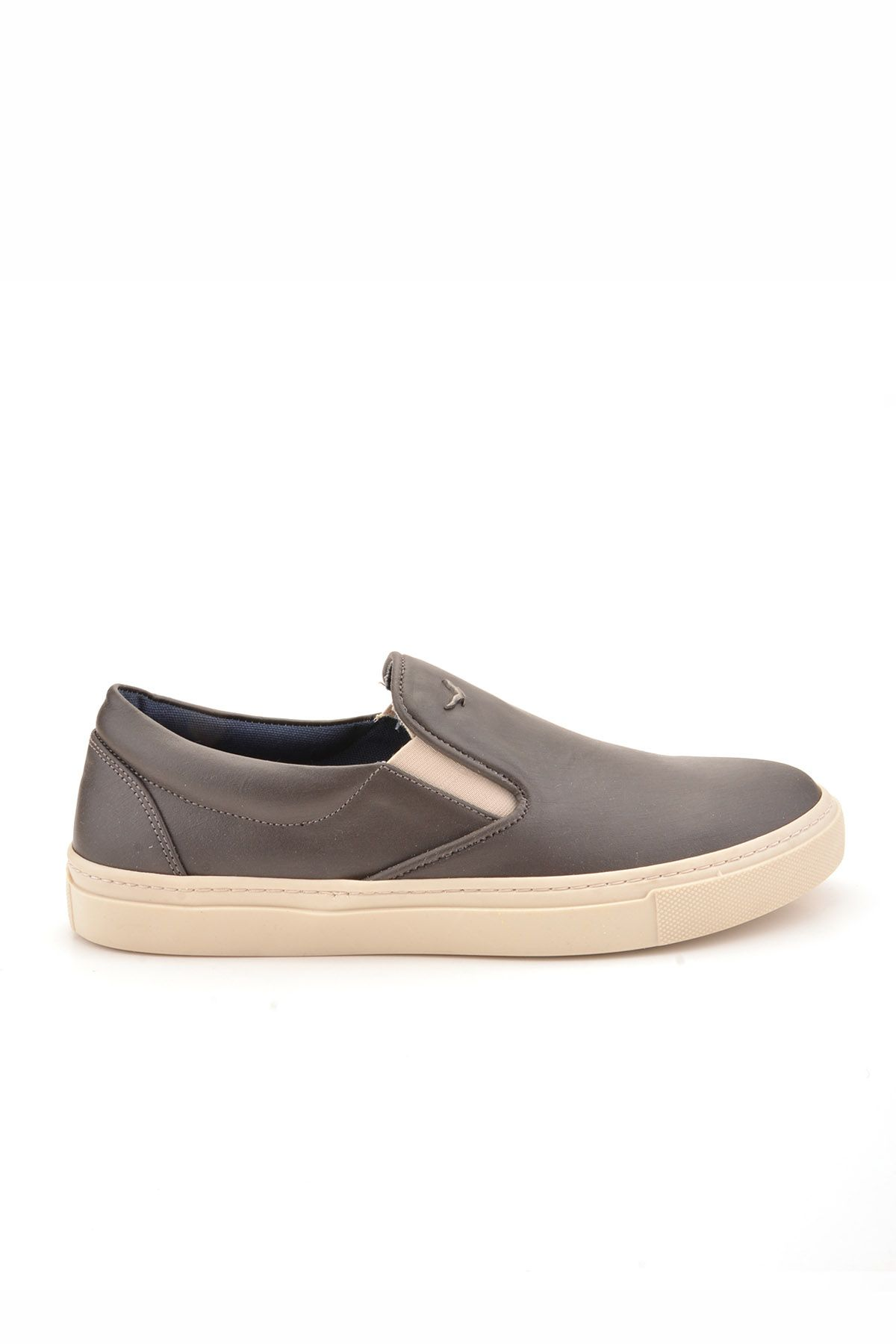 Art Goya Women Sneakers From Genuine Leather Gray