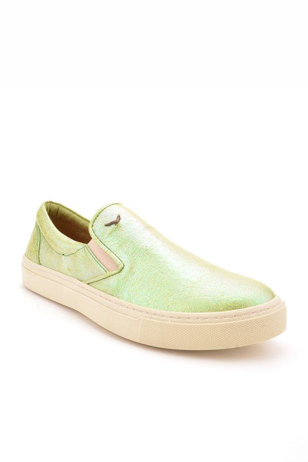 Art Goya Kadın Sneaker  Yeşil