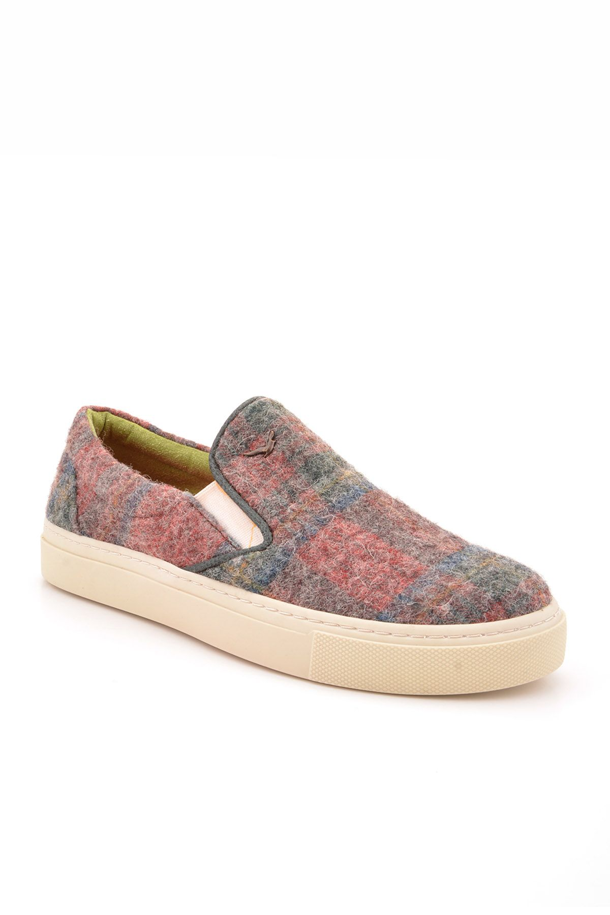 Art Goya Women Sneakers From Cashmere Claret red