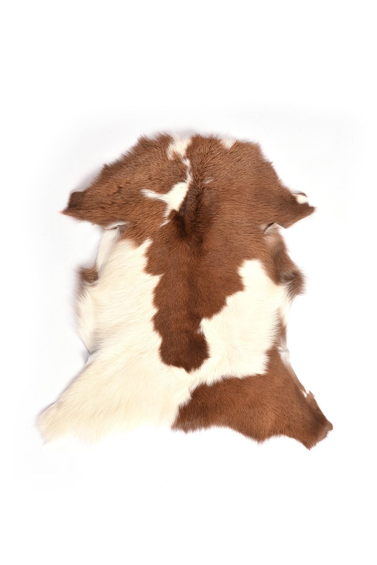 Erdogan Deri Decorative Sheepskin Rug Natural