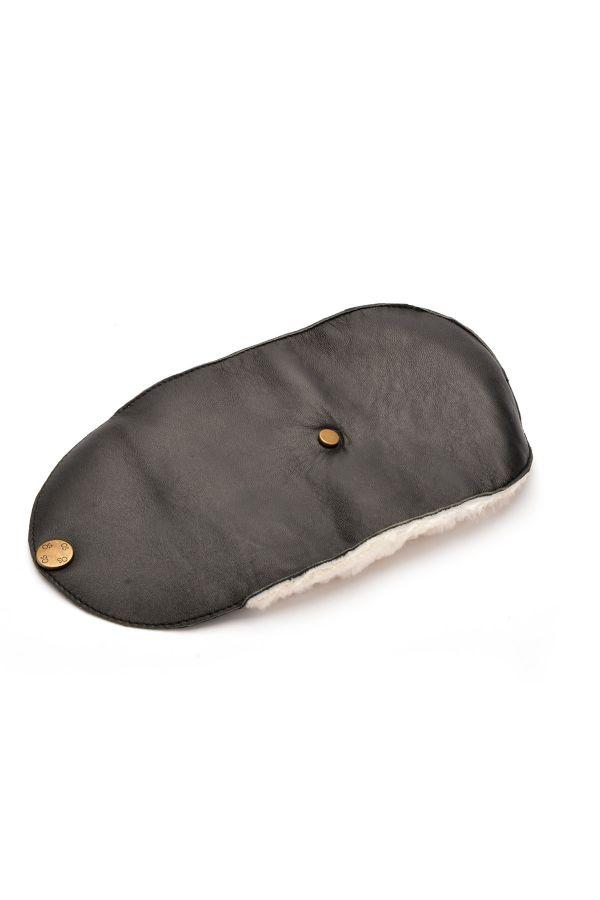 Pegia Leather Accessory For Shoe Polishing Black