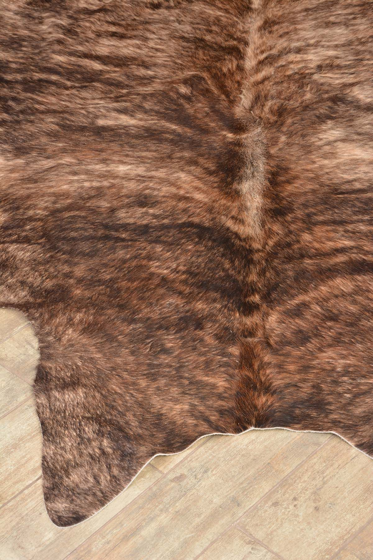 Ergogan Deri Rug From Genuine Buffalo Leather Brown