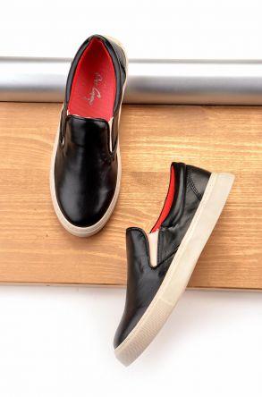 Art Goya Women Sneakers Black