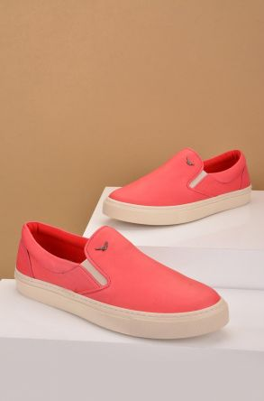 Art Goya Women Sneakers From Genuine Leather Pink
