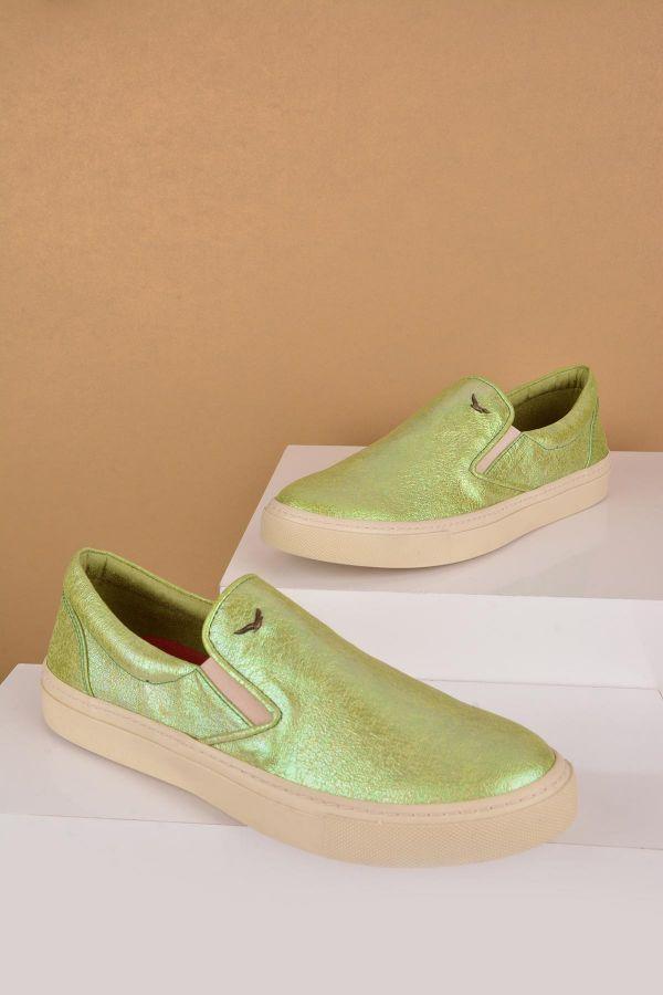 Art Goya Women Sneakers Green