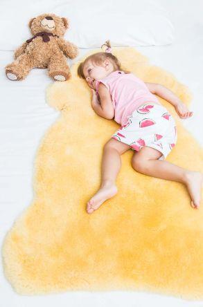 Sheepy Care Medikal Koyun Postu Bebekler İçin Naturel