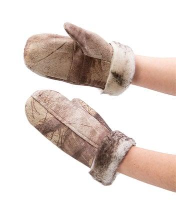 Перчатки из Oвчины