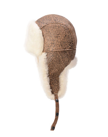 Шляпа из Овчины